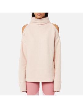 Varley Women's Hampton Cold Shoulder Sweatshirt   Rose by Varley