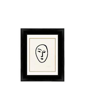 "Henri Matisse, Large Mask by [""Munn Works""]"