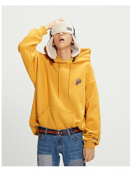 [Unisex] 24h Hoodie Yellow by Romantic Crown