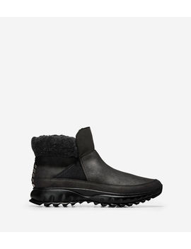 Women's ZerØgrand All Terrain Waterproof Bootie by Cole Haan