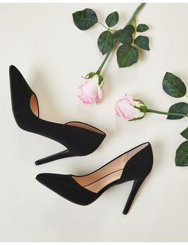 Pointed Toe Pumps by 2020 Ave