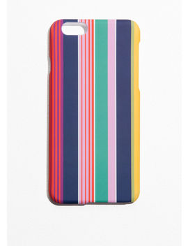 Multi Stripe I Phone 6 Case by & Other Stories