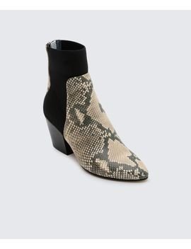 Caris Booties by Dolce Vita