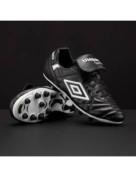 Umbro Speciali 98 Pro Fg   Black by Pro Direct Soccer