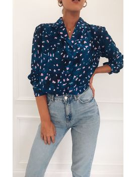 amara-chiffon-shirt---blue-leopard by pretty-lavish