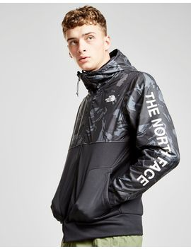 The North Face Train N Logo Full Zip Hooded Jacket by The North Face