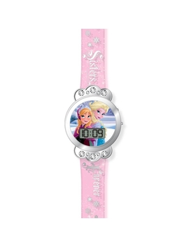 Childrens Character Frozen Lcd Watch Froz3 by Character