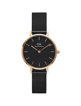 Ladies Daniel Wellington Petite 28 Ashfield Black Watch Dw00100245 by Daniel Wellington