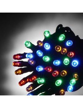 Wilko 1000 Multifunctional Multicoloured Led      Lights With Black Cable Wilko 1000 Multifunctional Multicoloured Led      Lights With Black Cable by Wilko