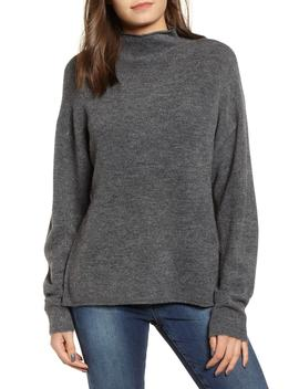Cozy Mock Neck Sweater by Leith