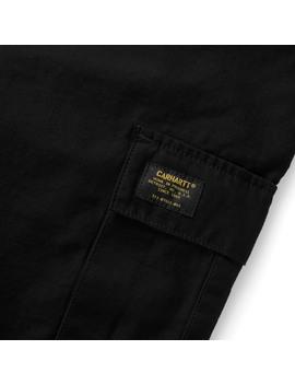 Camper Pants Black by Carhartt Wip
