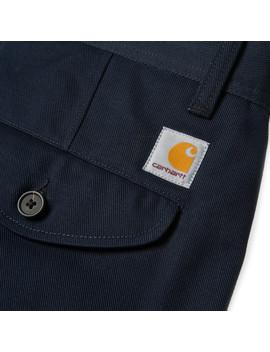 Menson Pants Dark Navy by Carhartt Wip