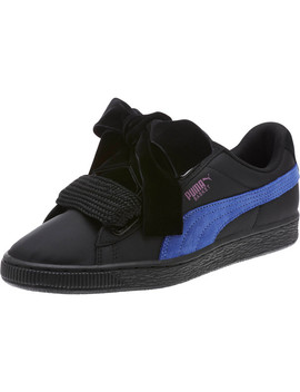Basket Heart Nylon Women's Sneakers by Puma