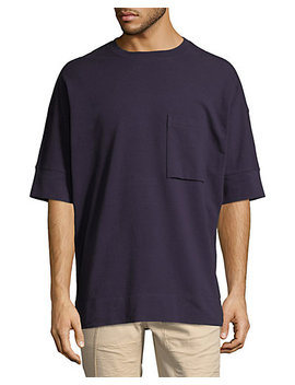 Helmut Lang Oversized T Shirt by Helmut Lang
