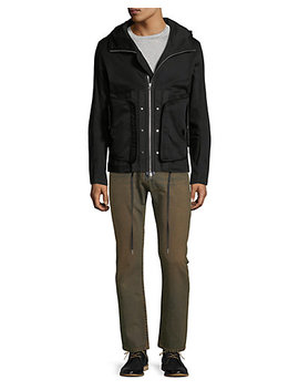 Helmut Lang Hooded Utility Jacket by Helmut Lang