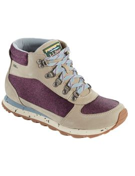 Women's Katahdin Waterproof Hiking Boots, Nubuck by L.L.Bean