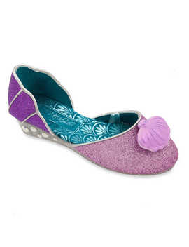 Ariel Costume Shoes For Kids by Disney