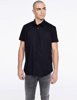 חולצה מכופתרת קצרה Super Slim by Castro