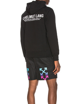 Taxi Project London Hoodie by Helmut Lang