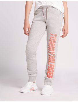 Tommy Hilfiger Girls' Fleece Pants Junior by Tommy Hilfiger
