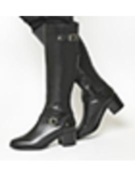Kestrel Mid Heel Riding Boots by Office