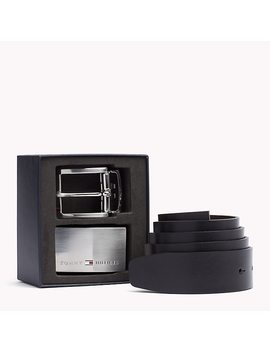 Two Buckle Belt Gift Box by Tommy Hilfiger