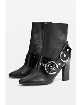 Hot Hardware Boots by Topshop