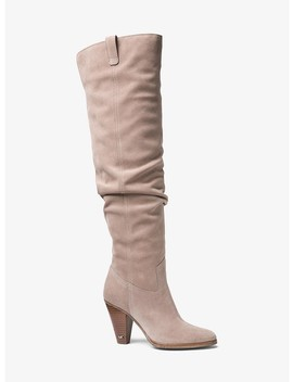 Divia Suede Boot by Michael Michael Kors
