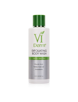 Exfoliating Body Wash (8 Fl Oz.) by Vi Derm