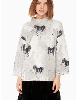 Stallions Sweater by Kate Spade