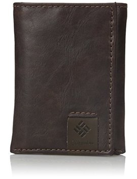 Columbia Men's Rfid Blocking Security Trifold Wallet by Columbia