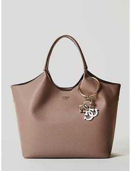 Flora Shopper With Pochette by Guess