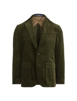 Morgan Corduroy Suit Jacket by Ralph Lauren