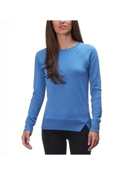 Uptown Crew Pullover   Women's by Basin And Range