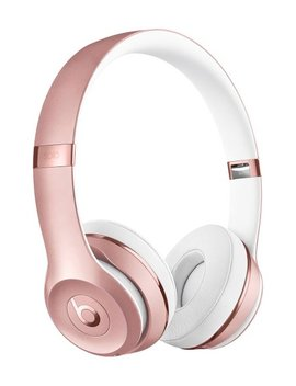 Rose Gold Solo3 Wireless On Ear Headphones by Zulily