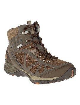 Slate Black Siren Sport Q2 Mid Waterproof Nubuck Hiking Boot   Women by Merrell