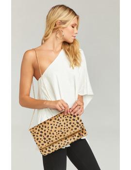 Keva Crossbody Bag ~Leopard by Show Me Your Mu Mu