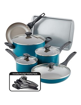Farberware® Nonstick Aluminum 15 Piece Cookware Set by Bed Bath And Beyond