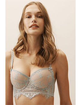 Birdie Longline Bra by Bhldn