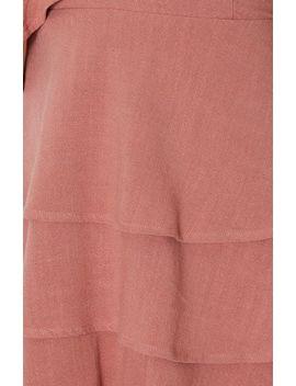 Mini Obsessions Dress Terracotta Rose by White Fox
