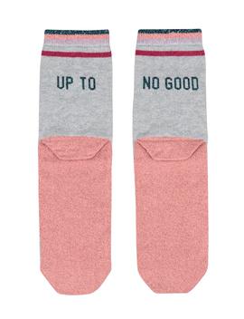 Up To No Good Socks by Olivar Bonas
