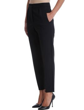 Theory Black City Pants by Theory