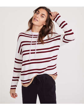 Lou & Grey Shimmer Stripe Sweater by Lou & Grey