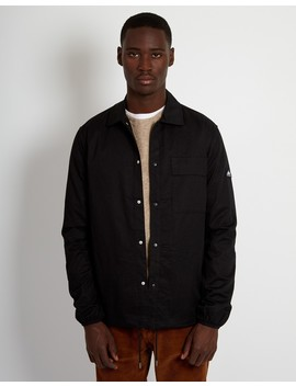 Blackstone Twill Shirt Black by Penfield