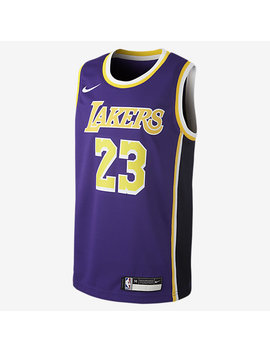 Maillot Le Bron James Statement Edition Swingman (Los Angeles Lakers) by Nike