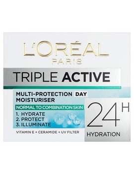L'oreal Paris Triple Active Combination Skin Hydrator 50ml by L'oreal Paris