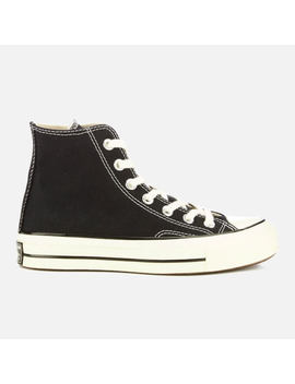 Converse Chuck Taylor All Star 70 Hi Top Trainers   Black/Egret by Converse
