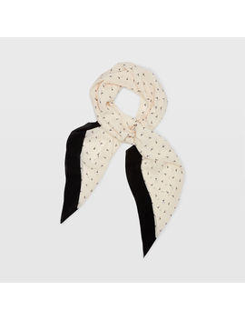 Himanah Silk Scarf by Club Monaco