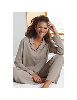 Pima Classic Pajama Set by The Company Store
