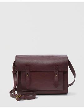 Tasche Aus Leder by Abercrombie & Fitch
